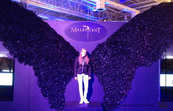 Painel Maleficent