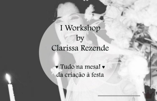 Workshop Clarissa Rezende