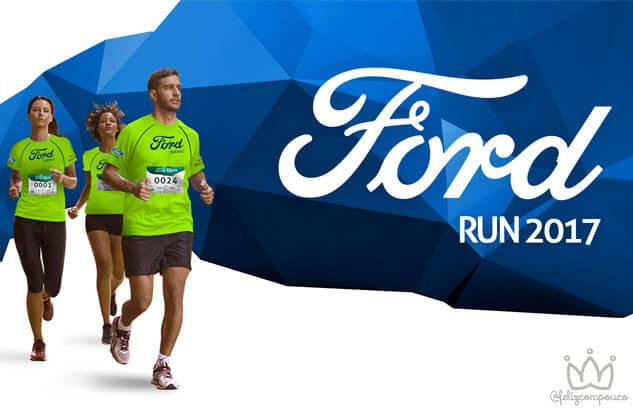 Ford abre a Fábrica de São Bernardo para Corrida | Ford Run