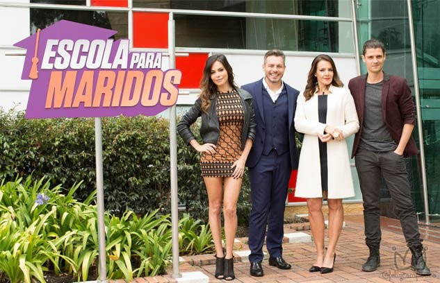 Escola para Maridos | Novo Reality do FOX Life