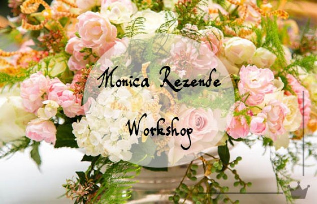 Design Floral com Monica Rezende