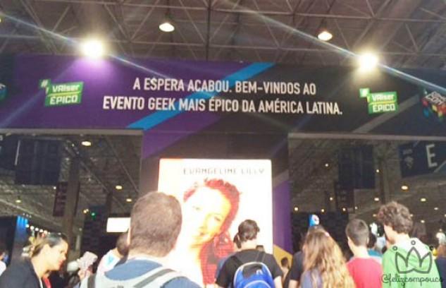 CCXP 2015: Foi Épico