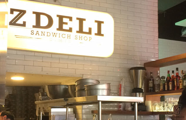 Z-Deli Sandwich Shop | Hamburguerias de SP
