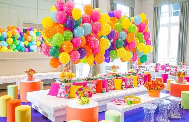 Ideias para a Festa de Um Ano | Festa Infantil