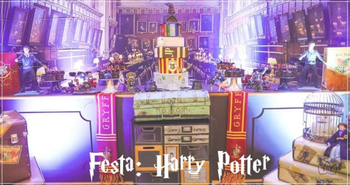 Festa Infantil | Harry Potter