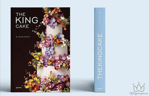 The King Cake lança seu Primeiro Livro em Evento Exclusivo