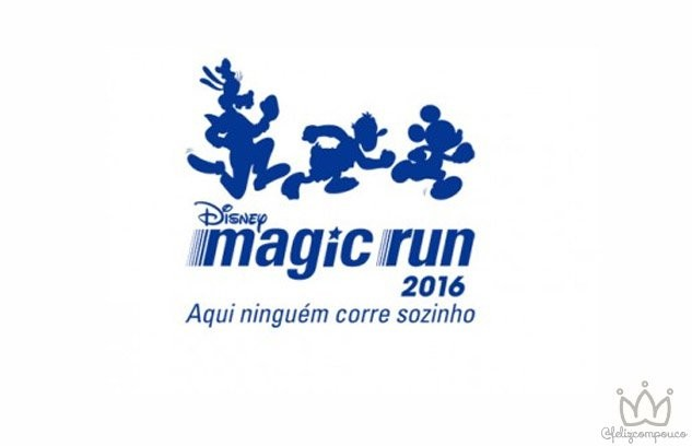 Disney Magic Run 2016 | Pré Venda
