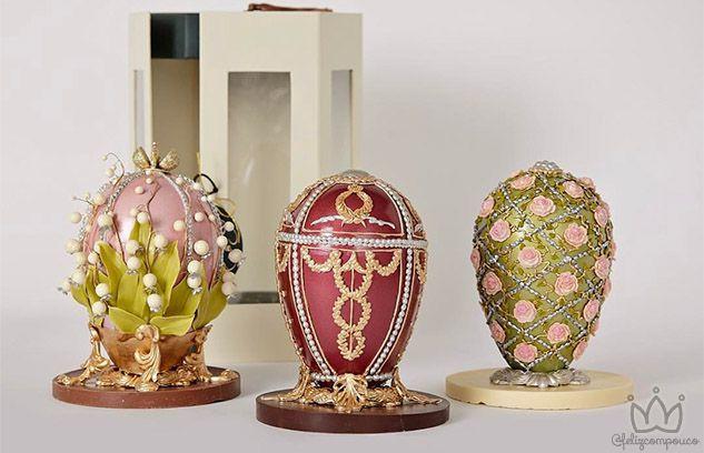 THE KING CAKE e sua Coleção de Chocolates para a Páscoa