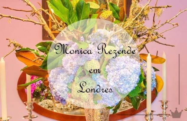Monica Rezende em Londres