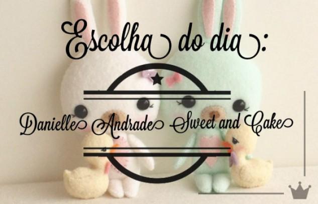 Páscoa: Danielle Andrade Sweet & Cake
