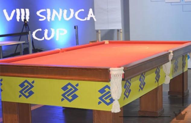 Oitava Edição Sinuca Cup