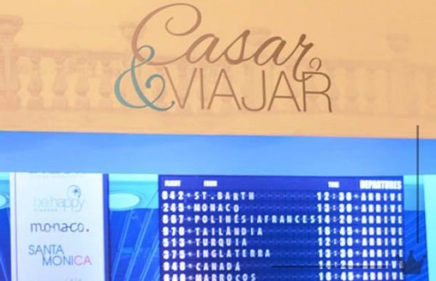 Casar & Viajar 2015 - O Evento