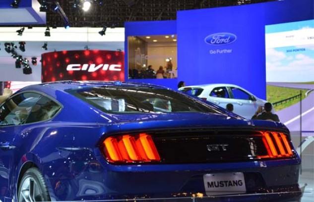 Ford: Mustang 50 anos e Novidades