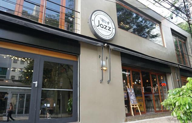 Jazz Restô e Burgers | Hamburguerias de SP