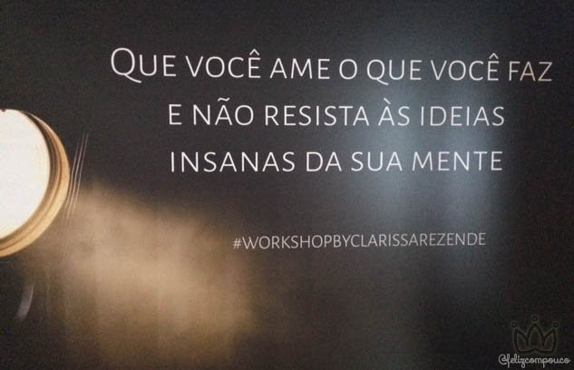 II Workshop by Clarissa Rezende | Movie Night