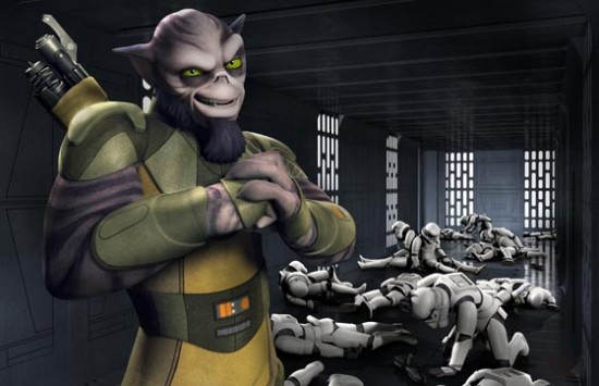 Star Wars Rebels Weekend