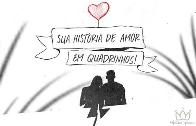 Histórias de Amor em HQs