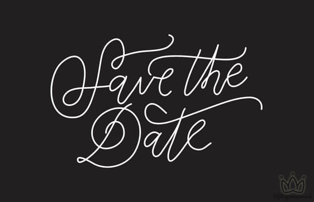 SAVE THE DATE | Eventos de Noivas para o Primeiro Semestre