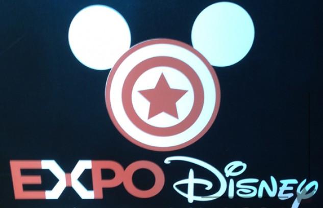 Por dentro da Expo Disney Brasil 2014