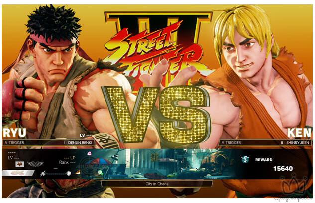 Capcom Anuncia Novidades no Jogo: Street Fighter V: Arcade Edition