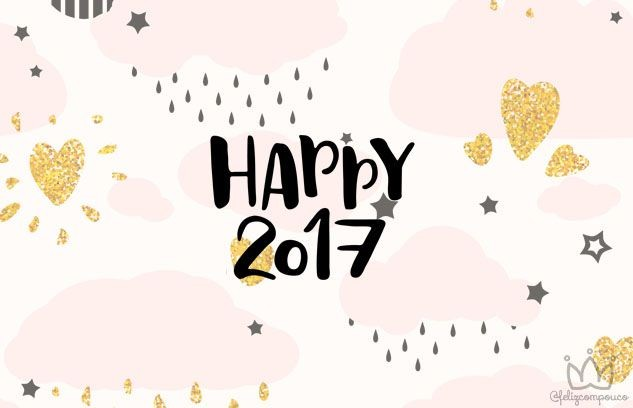 Happy 2017 | Ideias para decorar