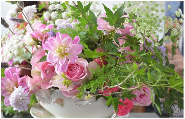 Bouquets com Flores da Estação | Inspiração