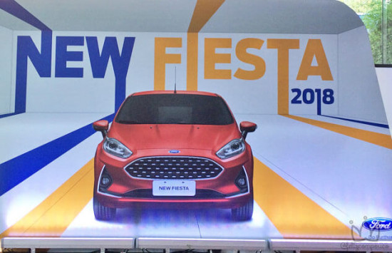 New Fiesta 2018 | Review sobre o Veículo