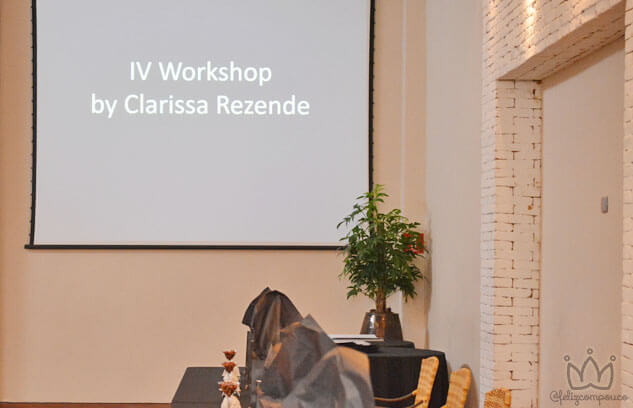 De Los Angeles para o Mundo |  Workshop de Festas com Clarissa Rezende