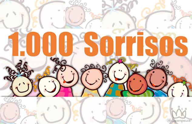 Projeto 1000 Sorrisos | Fazer o BEM faz BEM