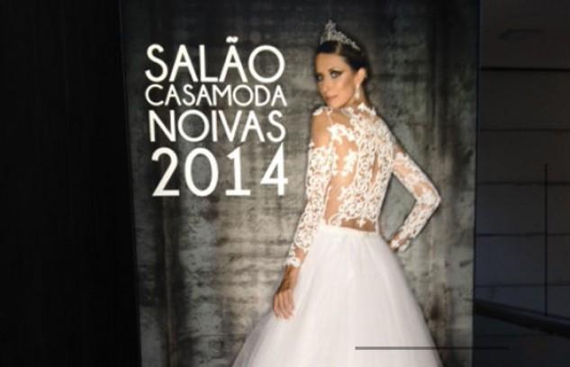 Salão Casamoda Noivas 2014 - Part. I