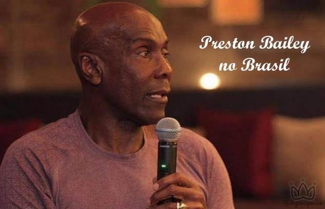 Preston Bailey no Brasil