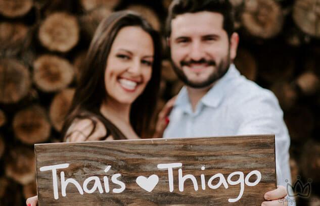 Ensaio Real | Pré Wedding Thaís e Thiago