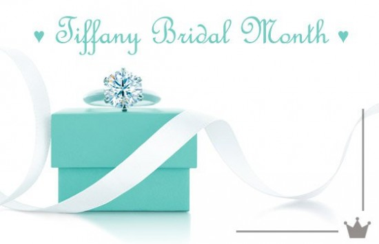 Tiffany Bridal Month: com Vic Ceridono