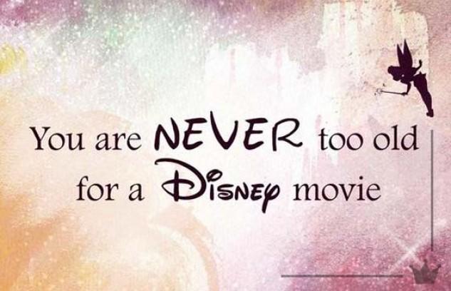 Filmes Disney: Lançamentos