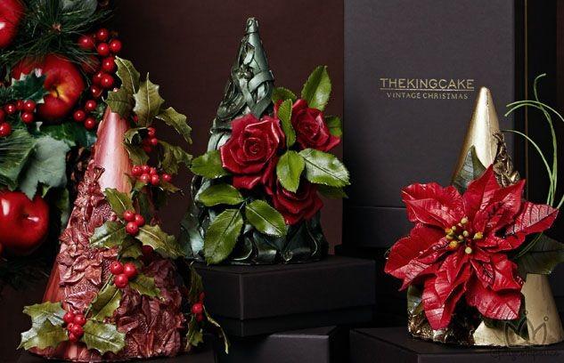 The King Cake lança sua coleção de Natal intitulada Vintage Christmas
