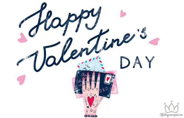 Amor como Tema Principal | Happy Valentine's Day