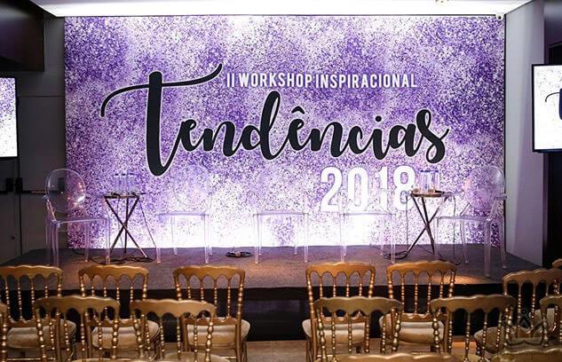 Workshop Inspiracional | Tendências de Festas 2018
