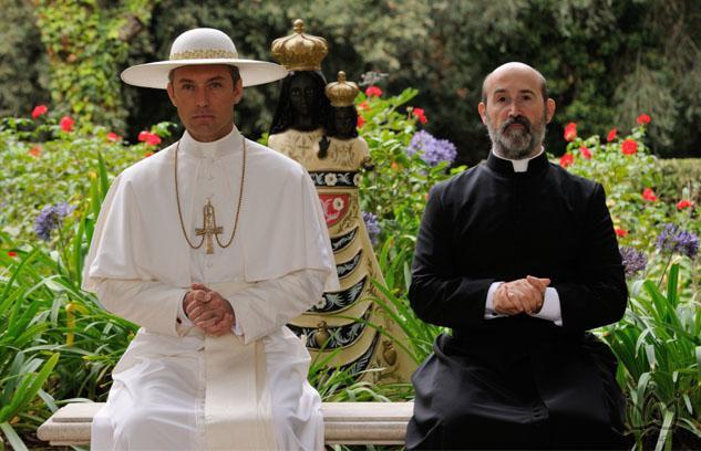 The Young Pope | Série Polêmica sobre o Papa Estreia no Fox Premium