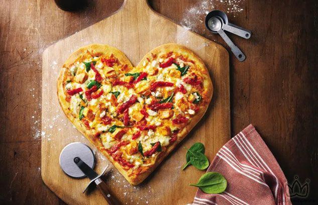 10 de julho Dia de Comemorar com Pizza