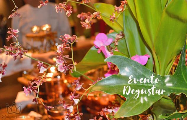 Evento Degustar 2018 chega a sua Décima Oitava edição na Casa Bossa
