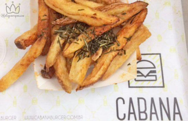 Cabana Burger | Hamburguerias em SP