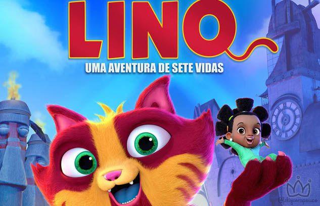 LINO: Uma Aventura de Sete Vidas | Um filme Divertido sobre um Rapaz Azarado