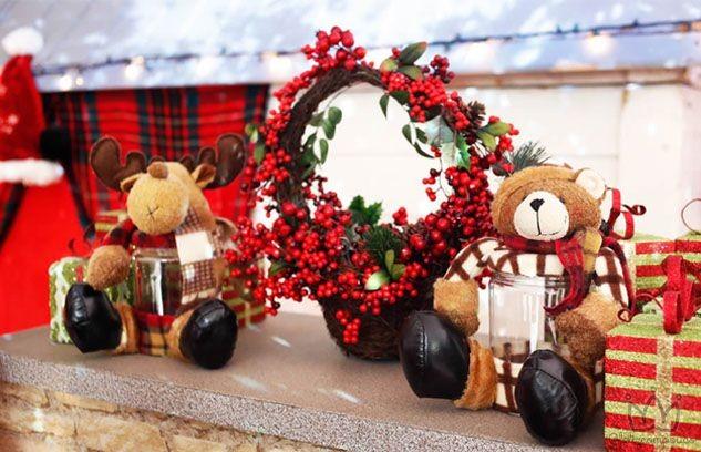 Curso de Festa Infantil e Especial de Natal com Andrea Guimarães