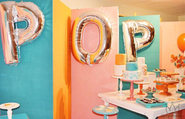Galeria POP 2017 | Reuniu Grandes Decoradores de Festas