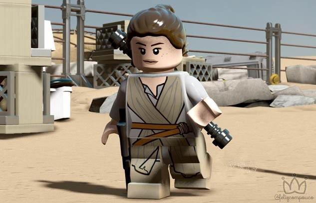 Games | Edição Deluxe para LEGO® Star Wars