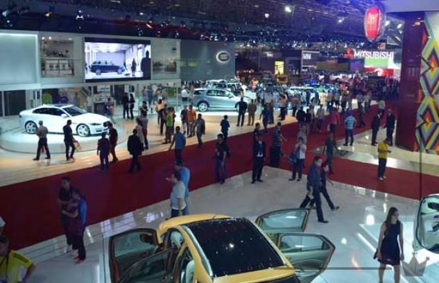Salão do Automóvel 2014
