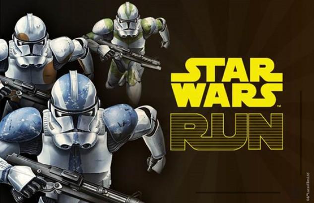 Corrida Star Wars