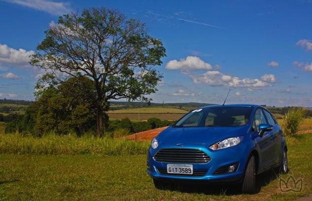 New Fiesta 1.0 com Motor Ecoboost