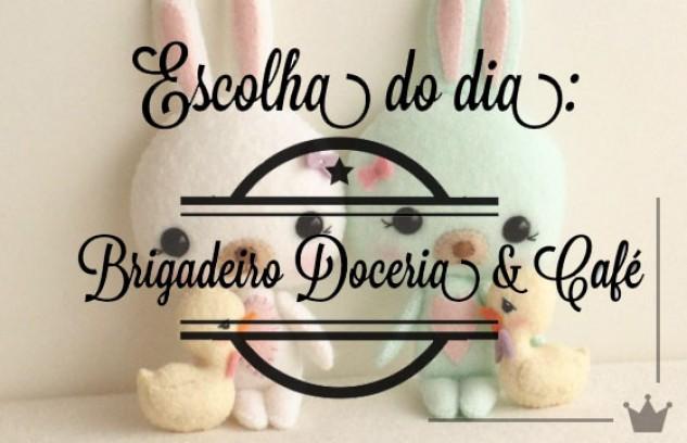 Páscoa: Brigadeiro Doceria e Café