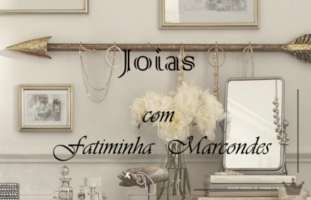 Joias com Fatiminha Marcondes